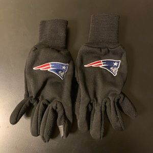 Accessories - New England Patriots Gloves